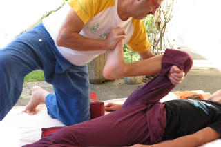 Photo Massage traditionnel